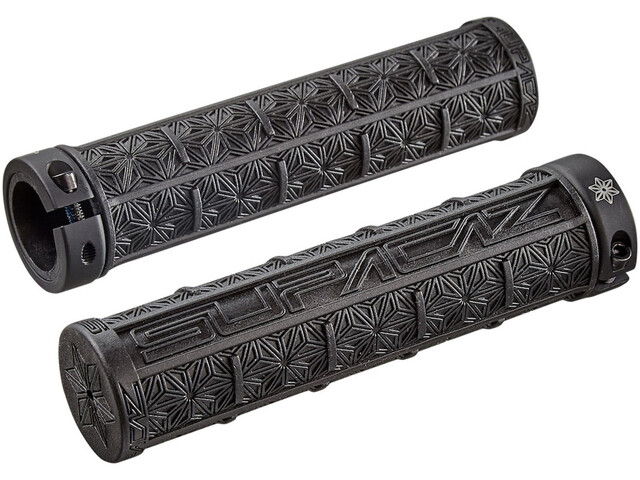 Supacaz Grizips Grips, black